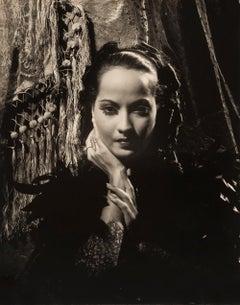 Merle Oberon, 1934 - Portrait Photography