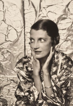 Mrs Daisy Fellows, c.1930s - Portrait Photography