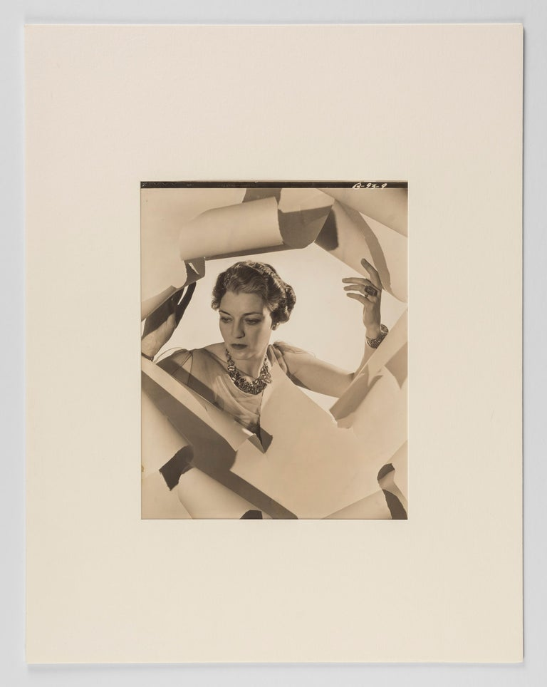 Mrs Mona Williams, 1936 - Portrait Photography For Sale 1