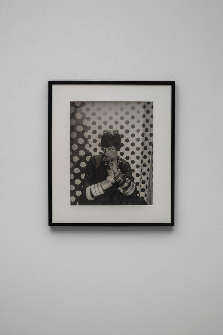 Nancy Cunard, 1929 - Cecil Beaton (Portrait Photography) For Sale 2