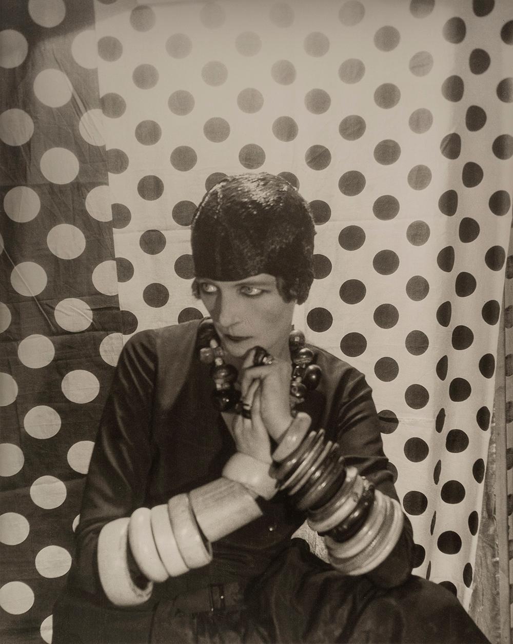 British society photographer Cecil Beaton Nancy Cunard portrait Huxley-Parlour gallery