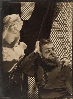 Portrait of Christian Bérard, 1930s