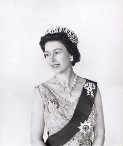 'Queen Elizabeth II'  Victoria & Albert Museum London LIMITED EDITION