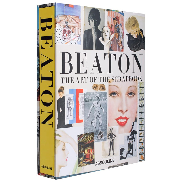 """Cecil Beaton: The Art of the Scrapbook"" Book For Sale"