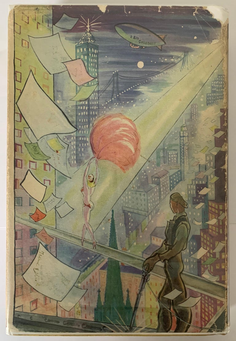 Hollywood Regency Cecil Beaton's New York First Edition For Sale