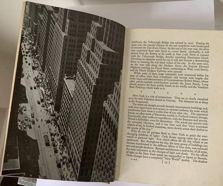 Cecil Beaton's New York First Edition For Sale 1