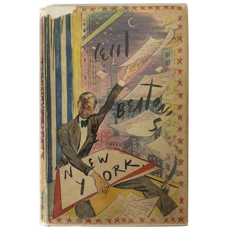 Cecil Beaton's New York First Edition For Sale