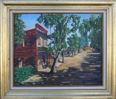 Wells Fargo Express, Gold Country -- Columbia, California
