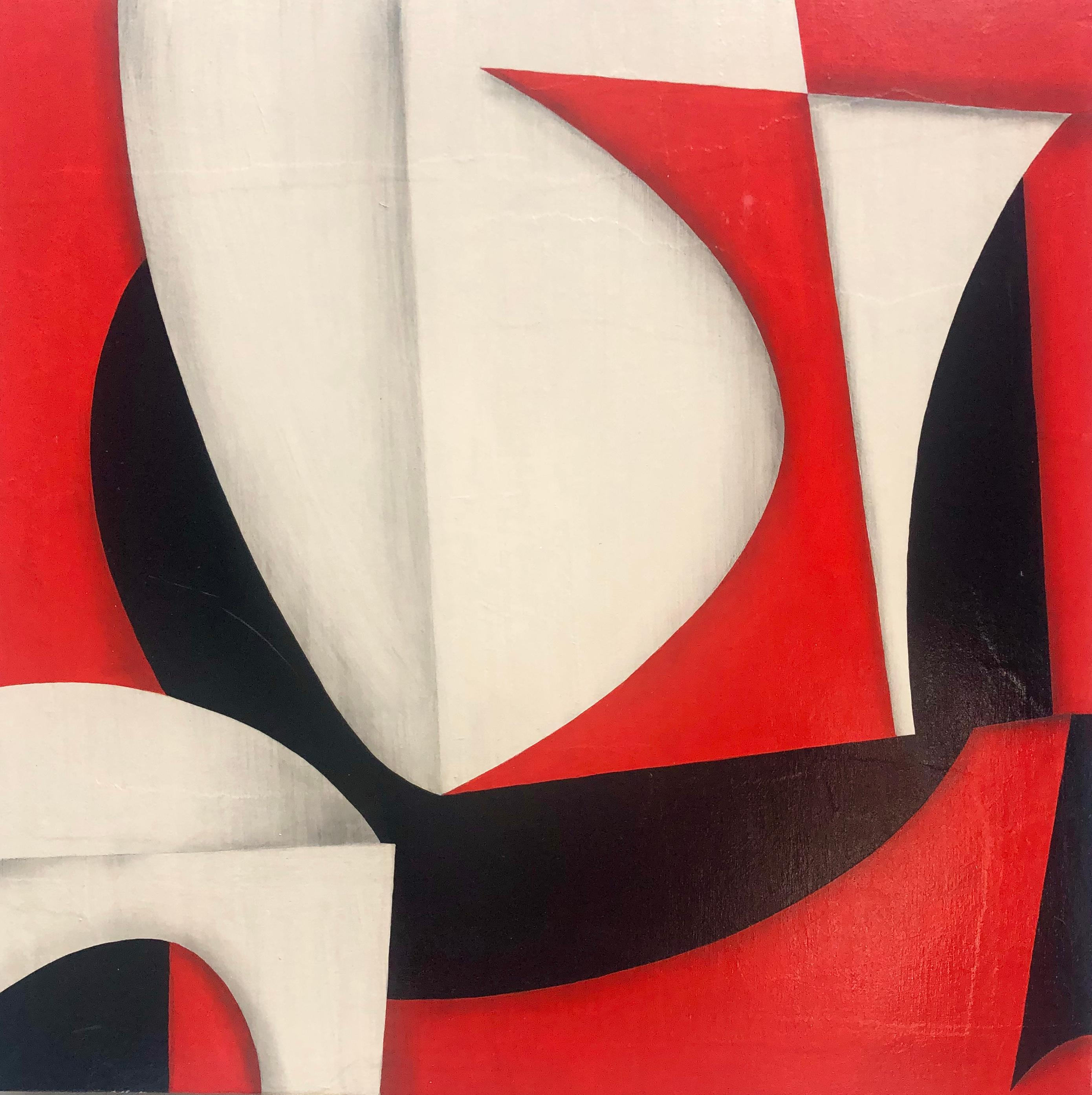 """Painting on Panel Titled: """"PDP628ct13"""""""