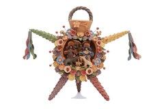 Piñata Natividad Pequeña - Little Nativity Piñata  / Ceramics Mexican Folk Art C