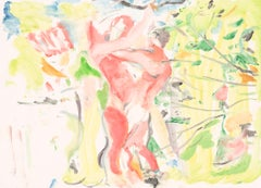 Untitled - Cecily Brown, Contemporary Art, Monotype, Unique works on paper.