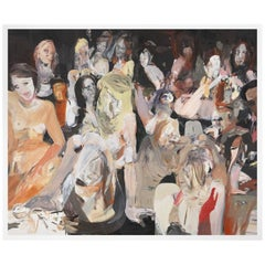 Cecily Brown All the Nightmares Came Today Limited Edition Print