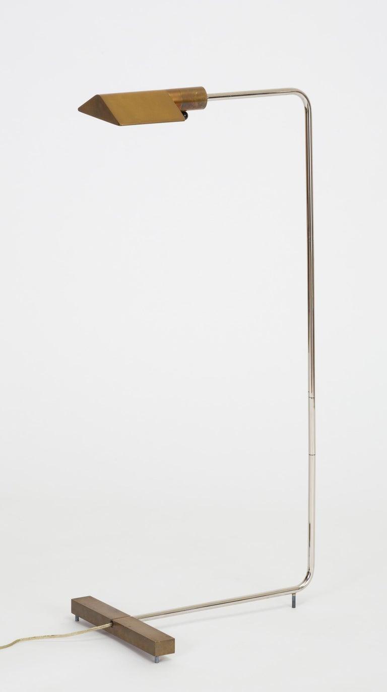 Cedric Hartman Brass Cantilever Floor Lamp Bei 1stdibs
