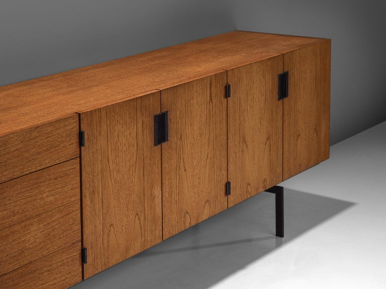 Mid-Century Modern Cees Braakman Credenza for Pastoe from the Japanese Series For Sale
