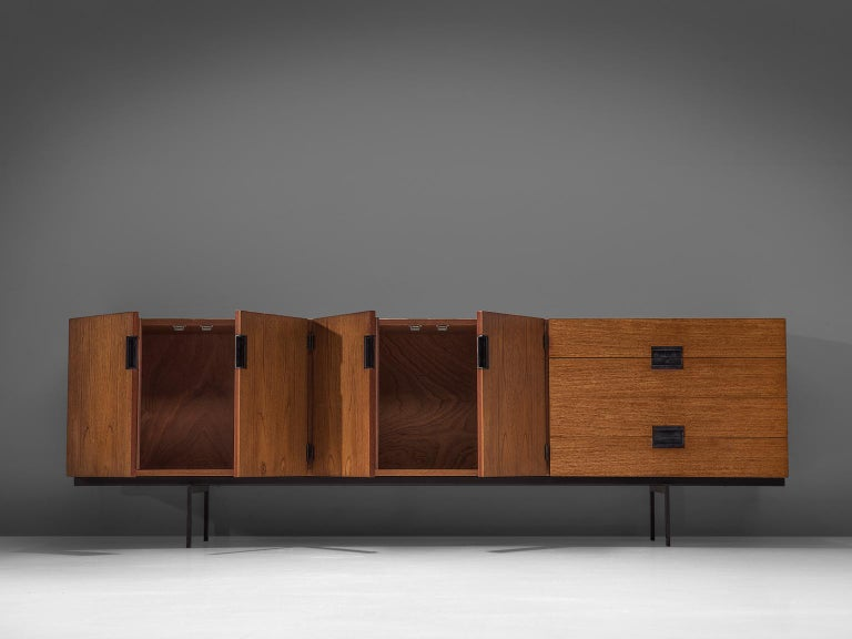 Mid-20th Century Cees Braakman Credenza for Pastoe from the Japanese Series For Sale