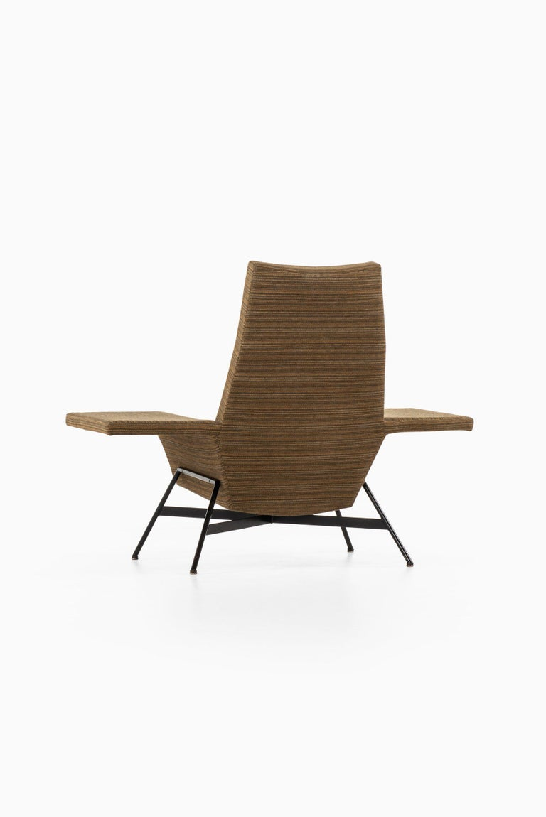 Cees Braakman Easy Chair Produced in the Netherlands For Sale 4