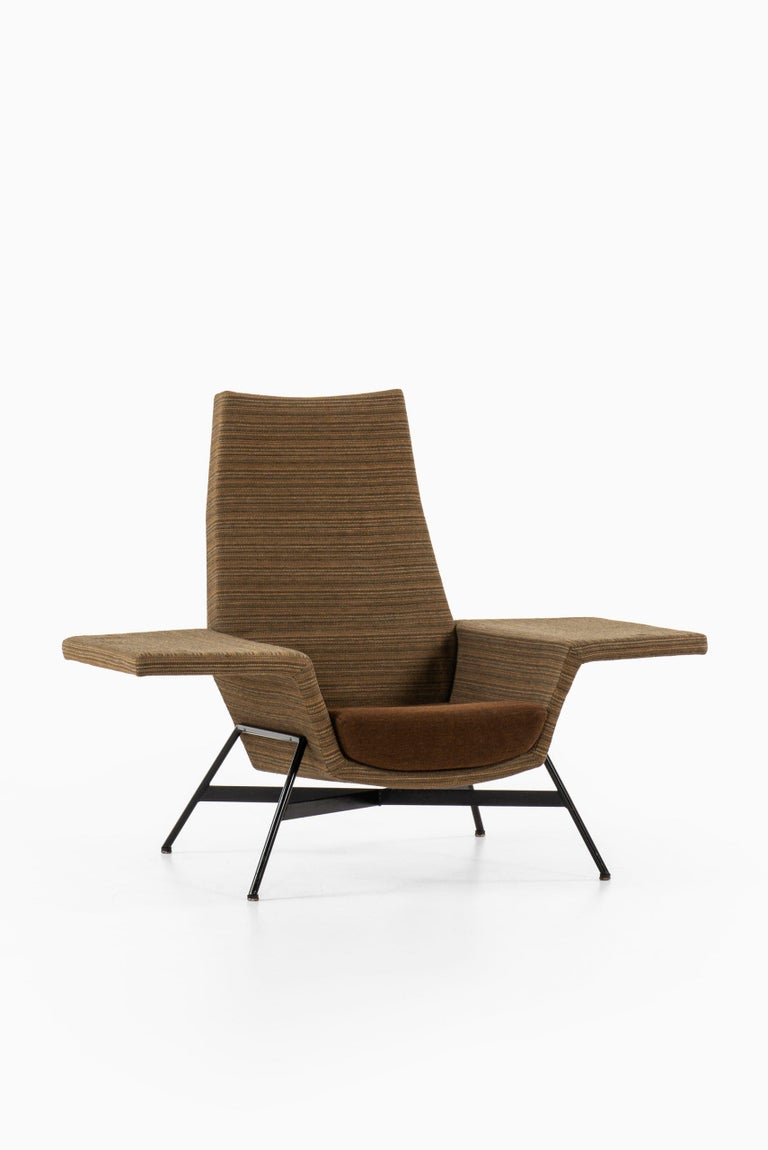 Mid-Century Modern Cees Braakman Easy Chair Produced in the Netherlands For Sale
