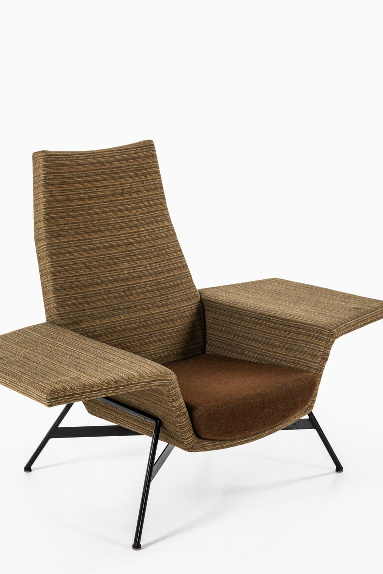 Mid-20th Century Cees Braakman Easy Chair Produced in the Netherlands For Sale