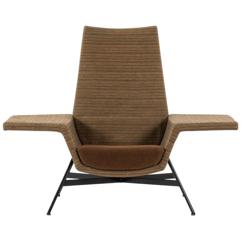 Cees Braakman Easy Chair Produced in the Netherlands For Sale