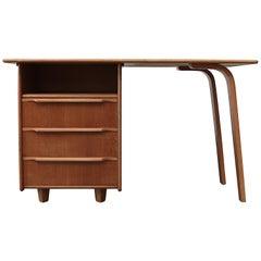 Cees Braakman EE02 Oak Desk for Pastoe