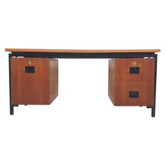 Cees Braakman for Pastoe Desk Model EU02, The Netherlands 1959