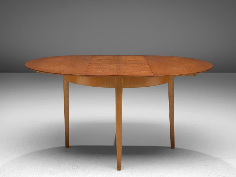 Dutch Cees Braakman for Pastoe Dining Set For Sale