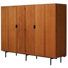 Cees Braakman for Pastoe Large Wardrobe in Teak