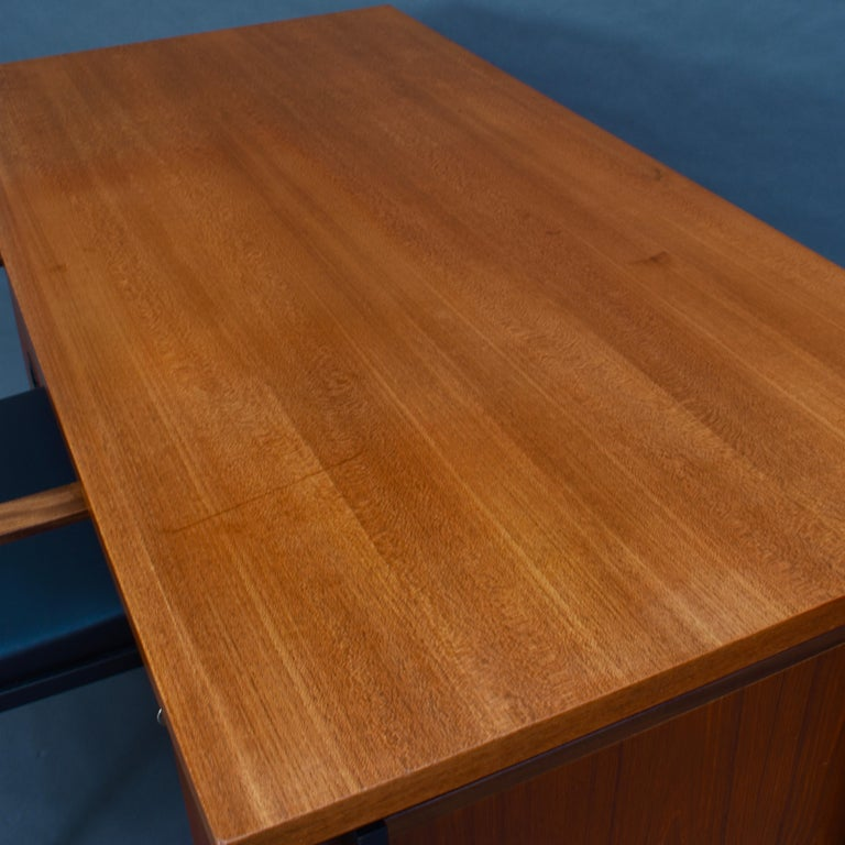 Cees Braakman for Pastoe Model EU02 Japanese Series Desk and Chair in Teak, 1950 For Sale 13
