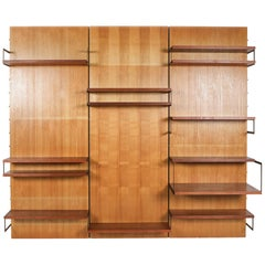 Cees Braakman for Pastoe 'Japanese Series' Wall Unit, the Netherlands, 1950s
