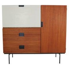 """Cees Braakman Japanese Series """"Cu06"""" Teak Cabinet for Pastoe, 1960s"""