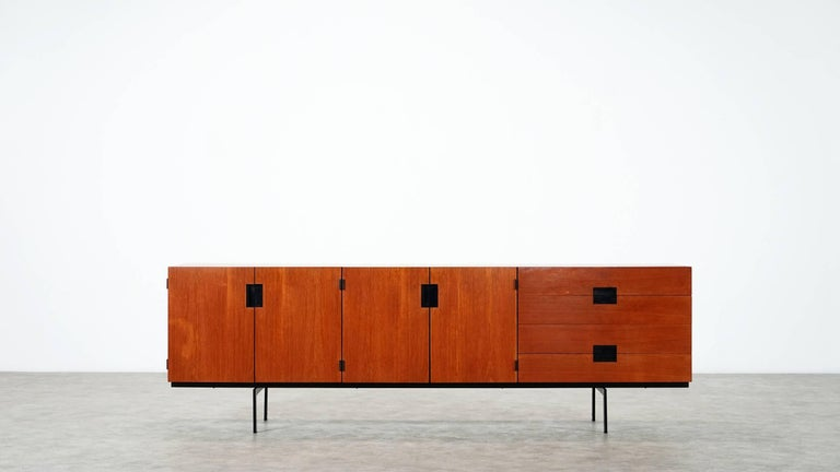 Cees Braakman Japanese Series Du-03 Sideboard for Pastoe, Netherlands, 1955 For Sale 3