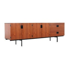 Cees Braakman Japanese Series Du-04 Teak Sideboard for Pastoe, Netherlands, 1955