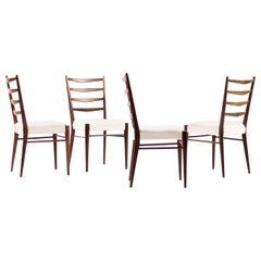 Cees Braakman Model ST09 Dining Chairs