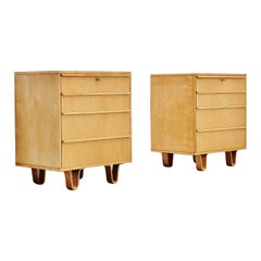 Cees Braakman Pastoe CB05 Drawer Cabinets, Holland, 1952