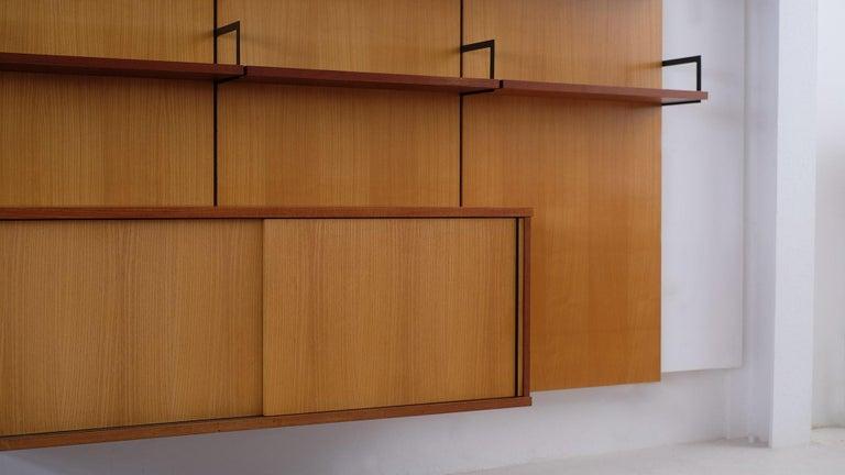 Dutch Cees Braakman Wall Unit For Sale
