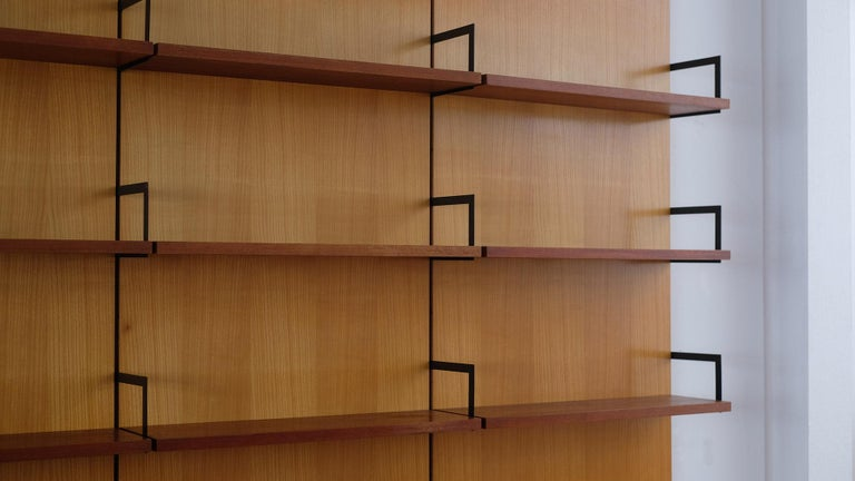 Cees Braakman Wall Unit In Good Condition For Sale In London, GB