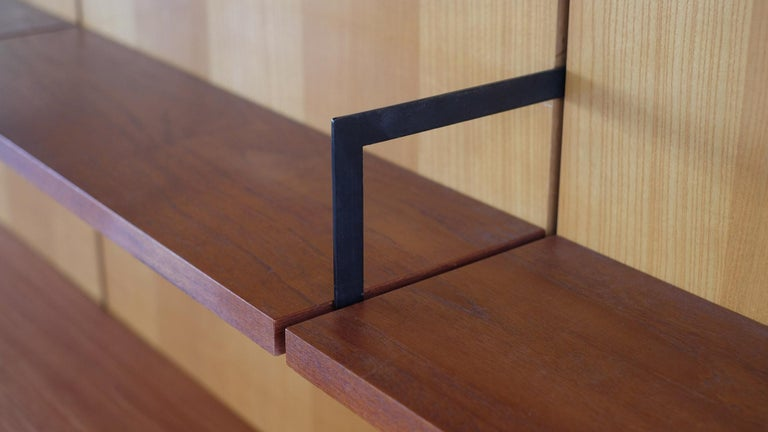 20th Century Cees Braakman Wall Unit For Sale