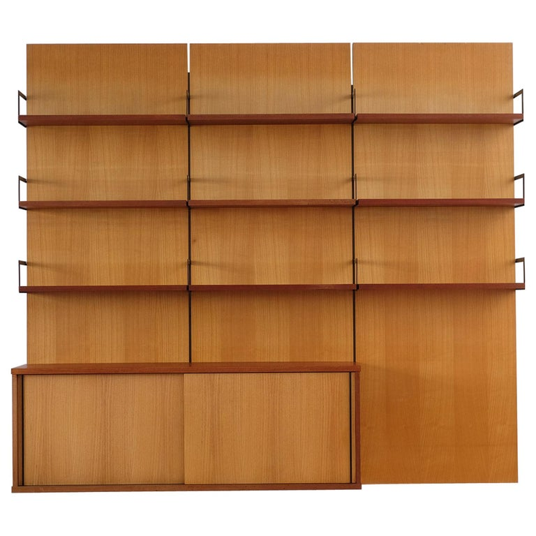 Cees Braakman Wall Unit For Sale