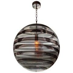 Ceiling Fixture, Global Pendant Light, Black