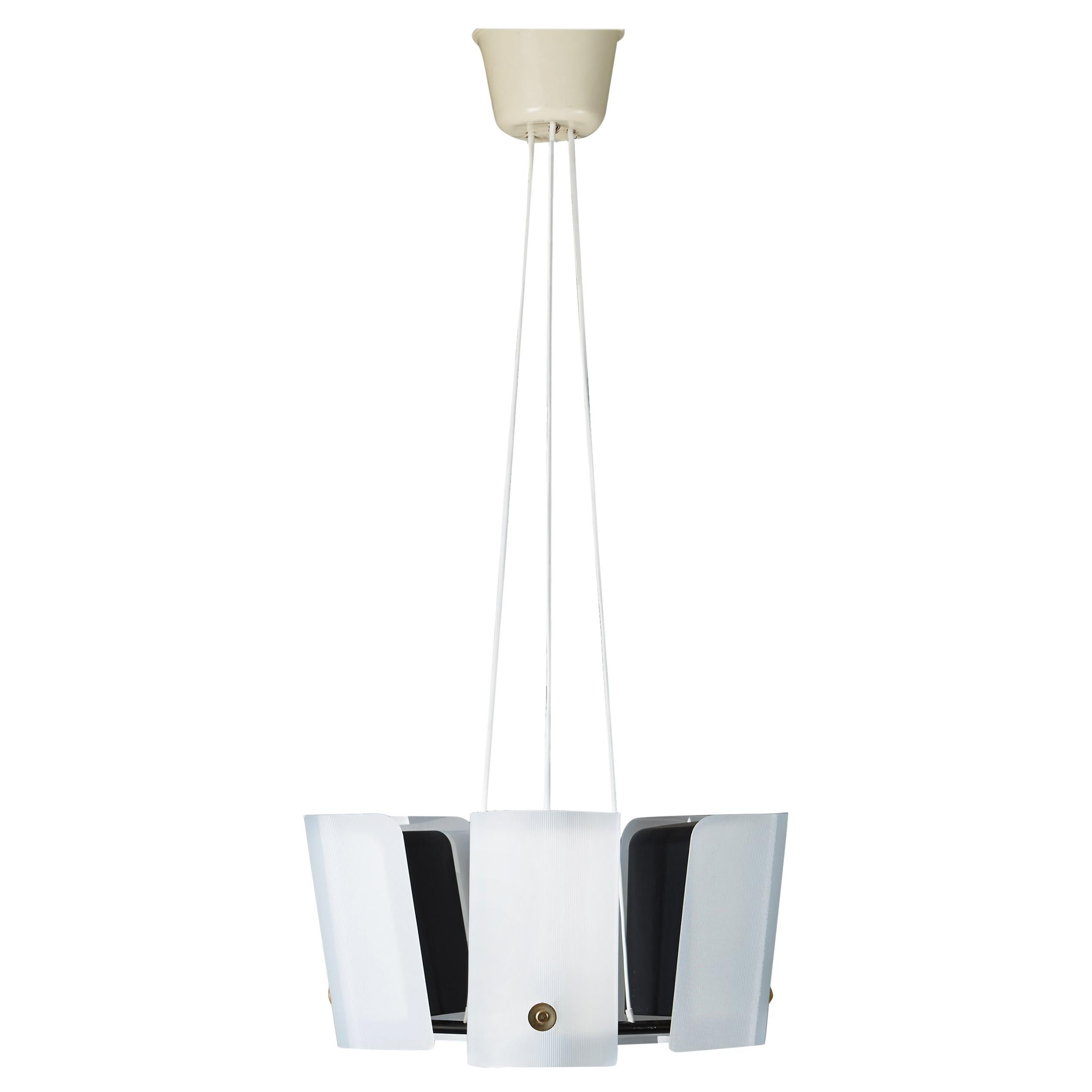 Ceiling Lamp Anonymous, Sweden, 1960s