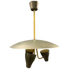 Ceiling Lamp Attributed to Gino Sarfatti by Arteluce