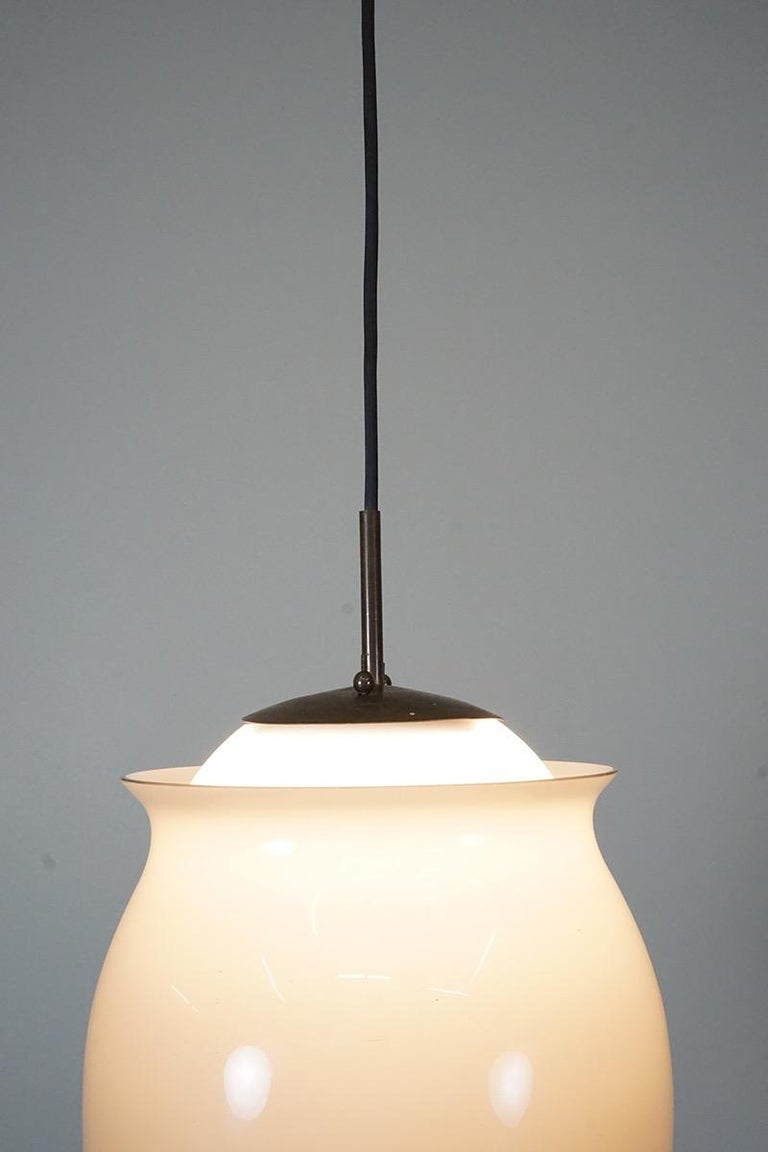 Modern Ceiling Lamp by Franco Albini, 1955 For Sale