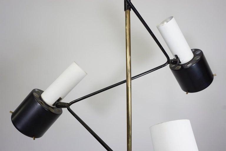 Modern Ceiling lamp by Stilnovo, 1955 For Sale