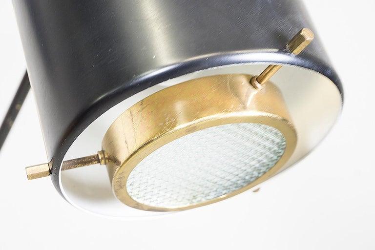 Italian Ceiling lamp by Stilnovo, 1955 For Sale
