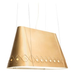 Ceiling Lamp by Unknown Designer and Probably Produced in Sweden