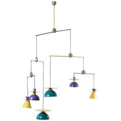 """Ceiling Lamp """"Dedicato allo stupore"""" by Michele de Lucchi"""