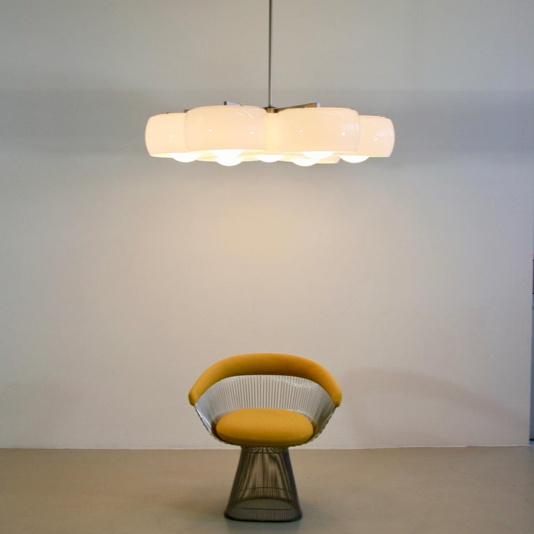 Ceiling Lamp Eptaclinio Designed by Vico Magistretti for Artemide, 1961 For Sale 2