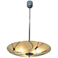 Ceiling Lamp from Napako, circa 1970s