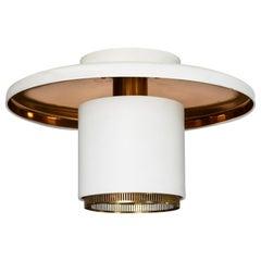 Ceiling Lamp Model A604 Designed by Alvar Aalto for Valaistustyö, 1950s