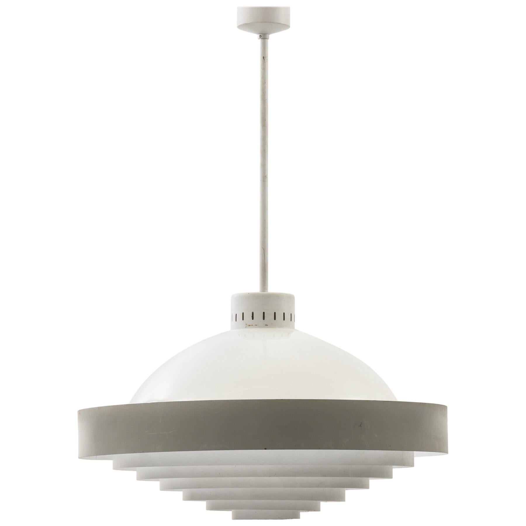 Ceiling Lamps Probably Produced in Sweden